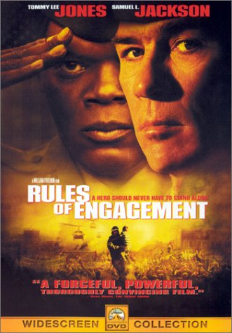Rules of Engagement by JONES,TOMMY LEE