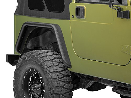 Barricade J100298 TJ Rear Fenders