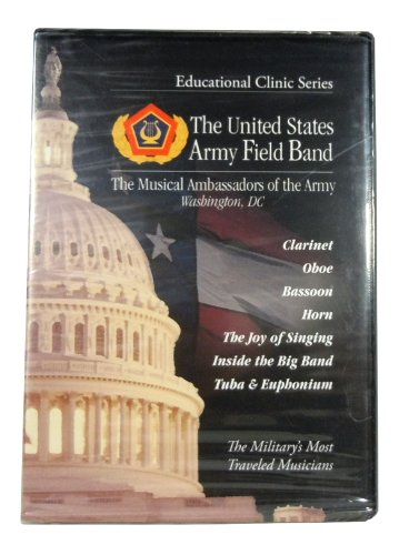 The United States Army Field Band Educational Clinic Series 2-Disc Set