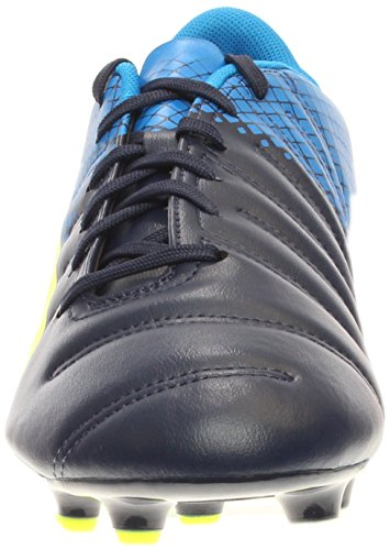 Ground Cleats FG Blue 3 Firm PUMA Evopower Tricks Men's 4 Soccer nw0xngCaqz