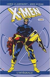 X-Men : L'intégrale 1980, tome 4 par Chris Claremont