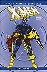 X-Men : L'intégrale 1980, tome 4 par Claremont