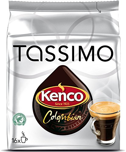 tassimo coffee colombian - 6
