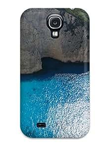 Premium ERxaGnj5684fpbme Case With Scratch-resistant/ Sea Landscape Beach Nature Other Case Cover For Galaxy S4