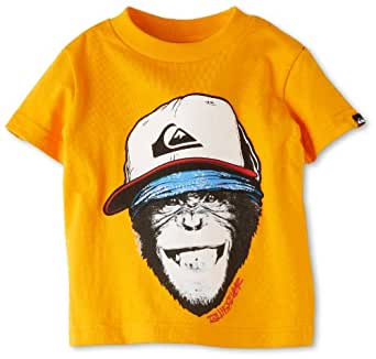 Quiksilver Baby-Boys Infant Monkey Business, Yellow, 6-9 Months