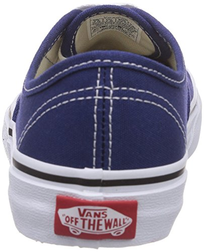Vans AUTHENTIC - zapatilla deportiva de lona infantil azul - Blau (twilight blue/t FSW)