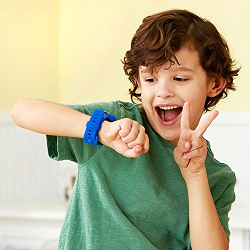 51NSOhhV0AL - VTech Kidizoom Smartwatch DX2 Blue (Frustration Free Packaging)
