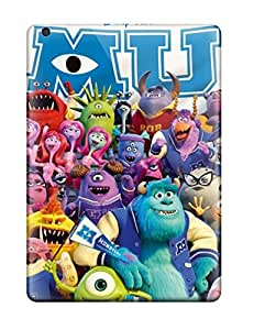 Cute Appearance Cover/tpu ZQZSyEt4006IdYlJ Monsters University Case For Ipad Air