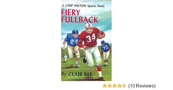 fiery fullback bee clair