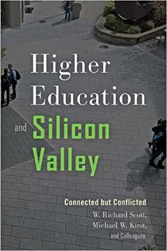 The Road To Higher Education With >> Higher Education And Silicon Valley Connected But Conflicted W