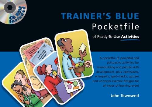 Trainer's Blue Pocketfile (Pocketfiles) ebook