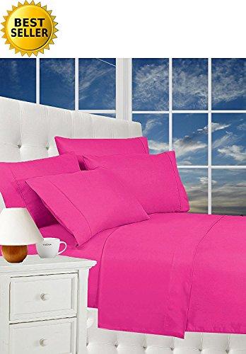 Luxurious Celine Linen1800 HypoAllergenic Pink product image