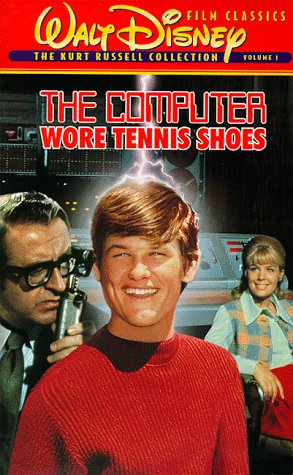 The Computer Wore Tennis Shoes (Hal Computer Movie)