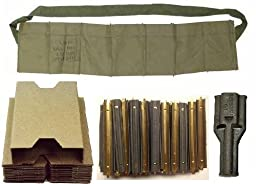 5.56 223 Stripper Clips Repack Kit/ 7 Pocket Bandolier