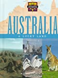 img - for Australia: A Lucky Land (Discovering Our Heritage) book / textbook / text book