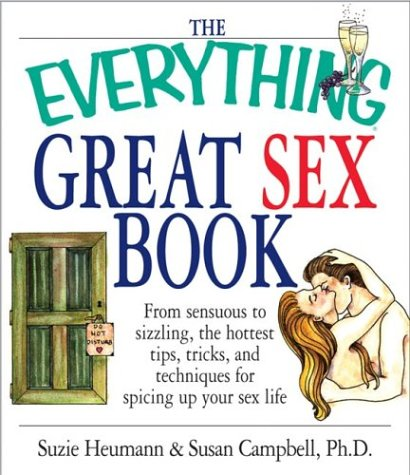 Everything Great Sex Book complete product image