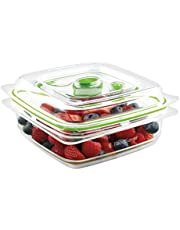 FoodSaver Fresh Vacuum Seal Food and Storage Containers