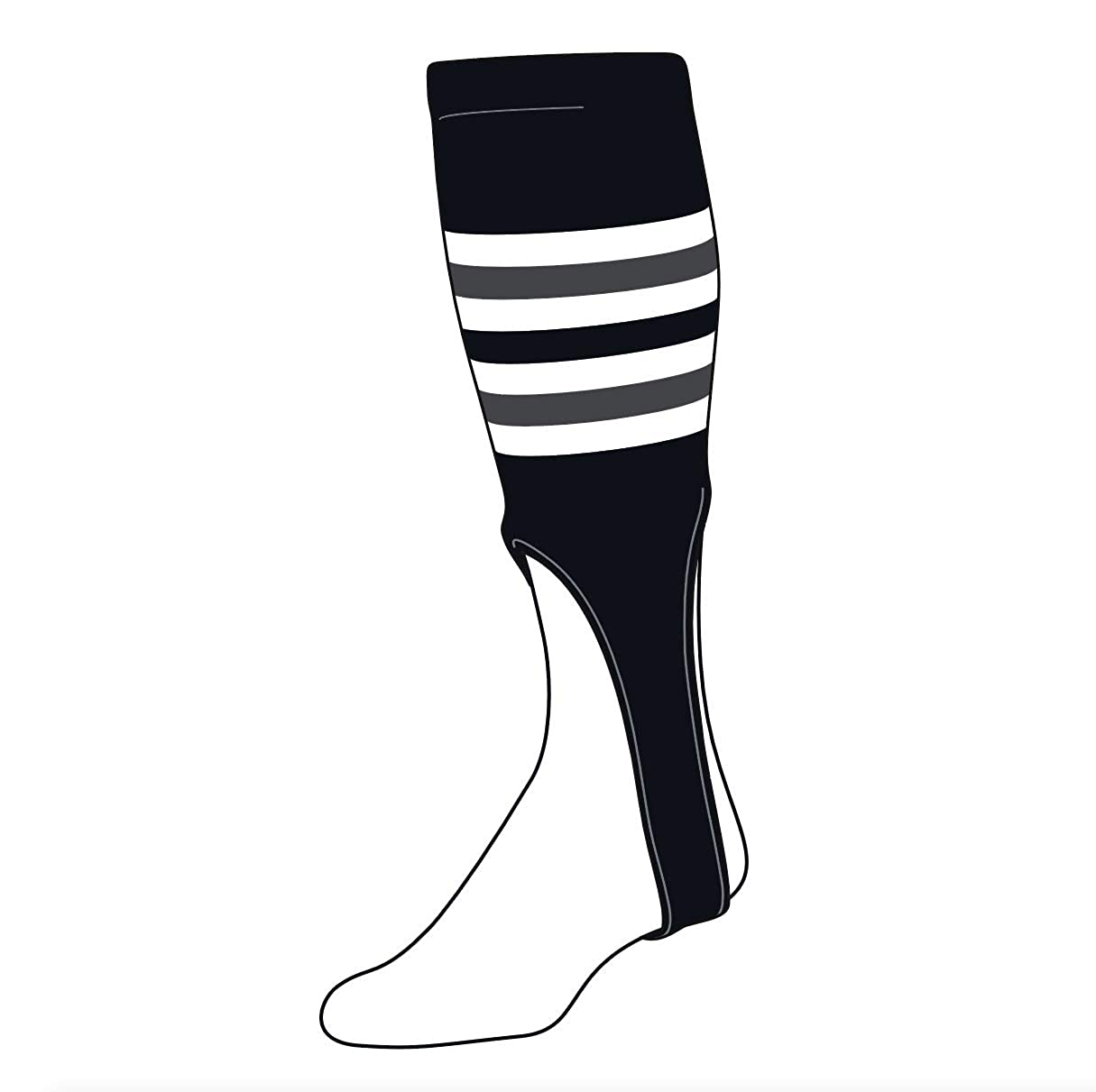 TCK Socks SOCKSHOSIERY メンズ US サイズ: Large years) 19 19 inch Socks (16+ years) B07N5CYKBY, ぼらんち【VOLANTE】:179d41c9 --- cgt-tbc.fr