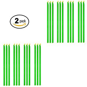 Plastic Bag Sealer Clips Sticks Chips by Trendy Cooks (12pcs), Keep Bags Air / Water Tight, Never Waste Food Again, No Moving Parts, Slim Sticks for Easy Storage, Fully Reusable (Large - 2 Pack)
