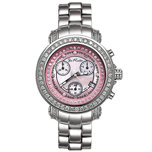 Joe Rodeo RIO JRO41 Diamond Watch by Joe Rodeo
