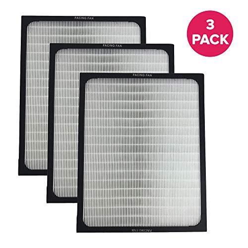 Price comparison product image Think Crucial 3 Air Purifier Filter Designed To Fit all Blueair Brand 200 and 300 Series Models 201,  210B,  203,  250E, 200PF,  201PF