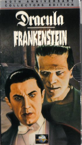 UPC 018713045041, Dracula/Frankenstein (1931) 60th Anniversary Collectors Edition
