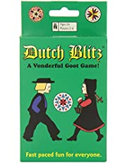 Dutch Blitz Cardstock Goot Game,160 Cards, 8 - 12 years