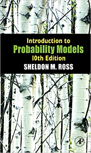 Introduction To Probability Models Tenth Edition Pdf