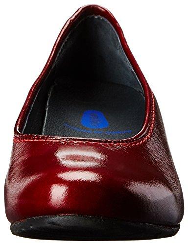 Clogs Midland Bordo Up Comfort Patent Wolky U6q4PxF5
