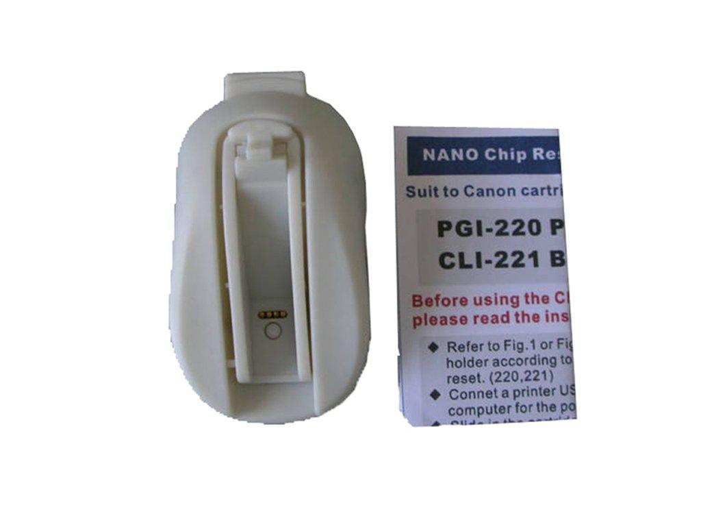 ND R@ Chip resetter for PGI-225 CLI-226 IP4820 ip4920 ix6520 MG5120 MG5220 MG5320 MG6120 MG6220 MG8120 MG8120B MG8220 MX882.The item with ND logo.