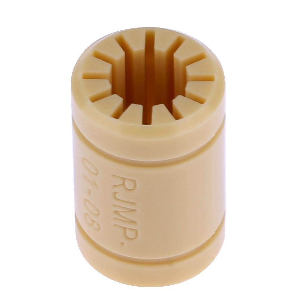 ForU-1 - Rodamientos de polímero sólido LM8UU para Impresora 3D (2 ...