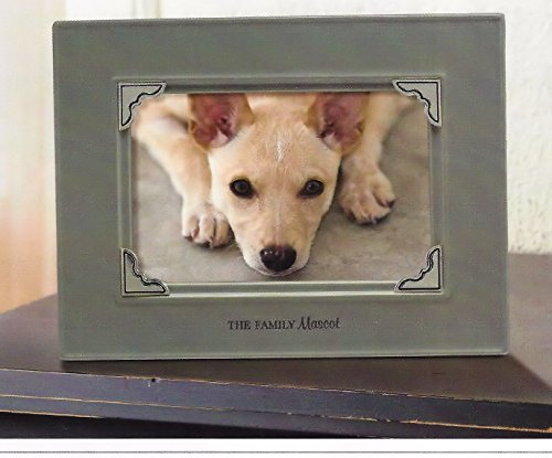 Ceramic Family Mascot Photo Frame