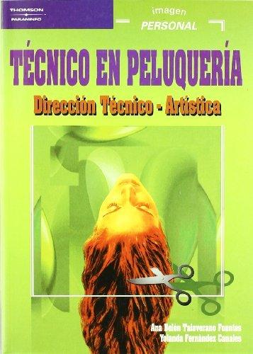 Descargar Libro Técnico En Peluquería. Dirección Técnico-artística Yolanda Fernandez Canales