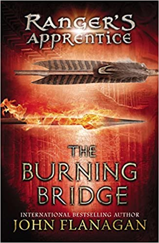 Amazon Fr The Burning Bridge Book Two John Flanagan