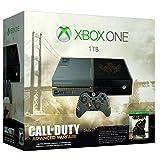 Xbox One Call of Duty Advanced Warfare Limited Edition 1TB  Console & Controller