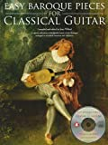 Easy Baroque Pieces for Classical Guitar (Book & CD)