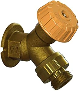 Woodford 24P3/4-BR Model 24 Series Anti-Siphon Wall Faucet