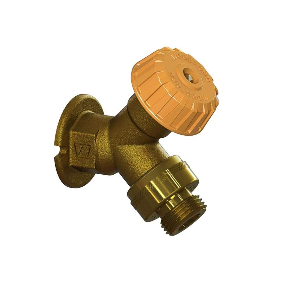 Woodford 24P3//4-BR Model 24 Series Anti-Siphon Wall Faucet