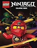 Lego Ninjago Coloring Book: Coloring Book for Kids and Adults - 95+ illustrations (Coloring Books for Adults and Kids 2-4 4-8 8-12+) (Volume 22)