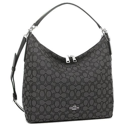 (Coach Outline Signature Celeste Hobo Shoulder Crossbody Bag Purse)