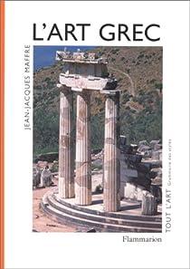 L'Art grec par Maffre