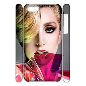 ANCASE Customized 3D case Lady Gaga for iPhone 5C