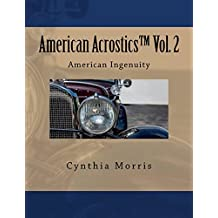 American Acrostics Volume 2: American Ingenuity