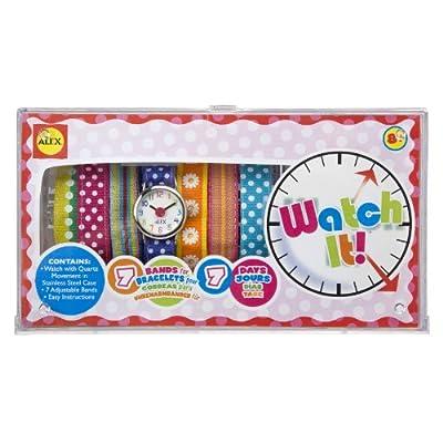 ALEX Toys DIY Wear Watch It!: Toys & Games