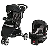 2015 Graco Fastaction Fold Sport Click Connect Travel System, Pierce