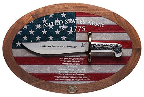 Case Cutlery CA15009-BRK US Army Bowie Display
