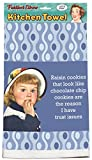 ''Raisin Cookies That Look Like Chocolate Chip Cookies Are The Reason I Have Trust Issues'' 100% Cotton, Eco-Friendly Dish Towel