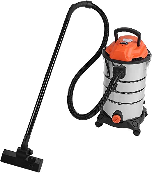 Aspirador industrial Cocoarm, 30 l, 1200 W, aspiración en seco y ...