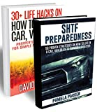 Preppers Survival BOX SET 2 IN 1: 50 Proven Strategies Hacks on How to Live in a Car, VAN or RV 50 to Survive A Disaster + 30 Life Hacks To Start Your ... true, rv camping secrets, rv camping tips,)