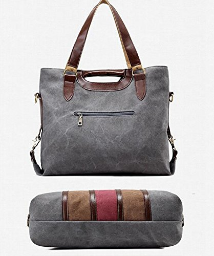 toile en Mme A C Grand Sacs mortuaires Traverser bag Portable Sac sac hobo Shoulder Sacs SnSfxFa